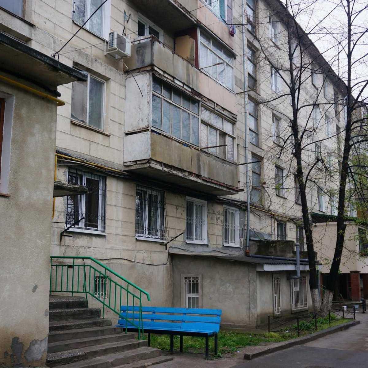 Straßenbild in Chisinau ist geprägt von Armut