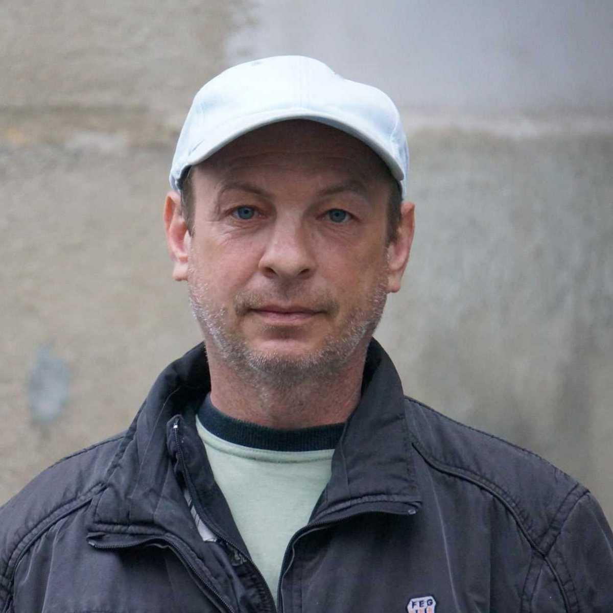 Pyccy J. arbeitet seit fünf Jahren als Bauarbeiter in Russland.