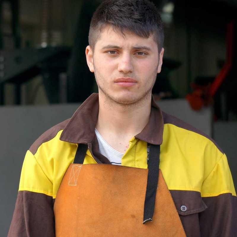 Constantin lebt als Sozialwaise in Moldawien