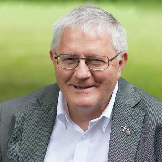 Portrait von Pater Josef Grünner SDB